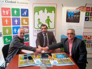 Acuerdo Granada Shopping y La Ciudad Accesible